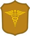 Medic Crest Decal
