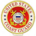 Coast Guard Crest Magnet