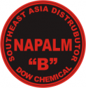 Napalm Decal