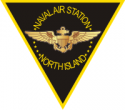 NAS North Island Decal