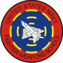 Fighter Weapons School Decal