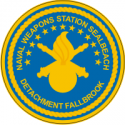 NWS Seal Beach/Fallbrook Decal