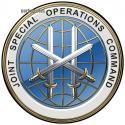 Joint Special Operations Command (JSOC) Metal Sign