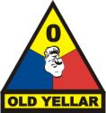 Old Yellar Decal