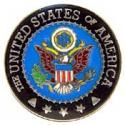 USA SEAL Pin