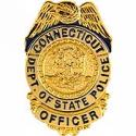 Connecticut State Police Badge Pin