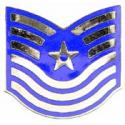 Air Force Sr Master Sergeant E7 (old) Pin