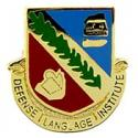 Defense Language Institute Pin