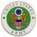 "U.S. Army Logo Pin 1"""