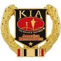 Operation Iraqi Freedom KIA  Pin