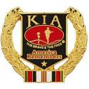 KIA Enduring Freedom Pin