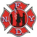FDNY Commemorative Patch