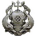 Navy Master Diver Pin