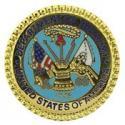 Army Logo Lapel Pin