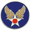 Army Air Corps WWII Pin