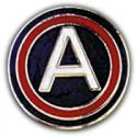 Third Army Pin
