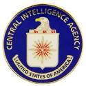 Central Intelligence Agency CIA Pin