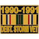 Operations Desert Storm Ribbon 1990 1991 Pin