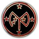 Twenty-Seventh Infantry Division Pin