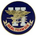 Navy SEAL Team 6 Pin