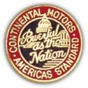 Continental Motors Pin  Piston Engines
