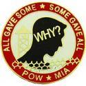 POW-Why? Pin