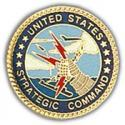 Air Force Strategic Command Pin