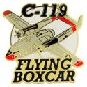 C-119 Flying Boxcar Trainer & Transport Pin