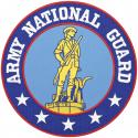 Army National Guard Large Patch