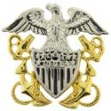 Navy Officer Pin