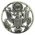 Air Force Enlisted Hat Badge