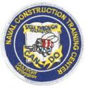 Naval Construction Training Center Gulfport MS Patch