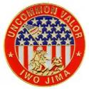 USMC Uncommon Valor Pin