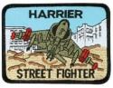 Marine Harrier Street Fighter Patch