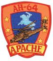 Army AH-64 Apache Patch
