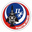 Phantom Driver Decal