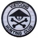 Vietnam Viet Cong Hunting Club Patch