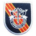 Army Special Forces Vietnam Flash with Crest De Opresso Liber Patch