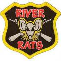 Vietnam River Rats Patch