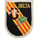 5th Special Forces Delta Force Patch