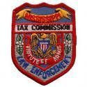 Tax Commission Law Enforcement Patch