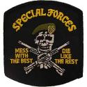 Special Forces Mess with Best Patch