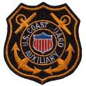 Coast Guard Auxiliary Patch
