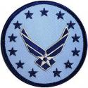 Air Force Logo Patch