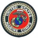 Marine EGA Logo Patch