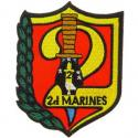 2nd Marines Patch