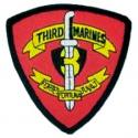 3rd Marines Patch