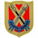 4th Marines Patch