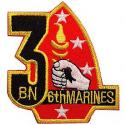 3rd Battalion 4th Marines Patch