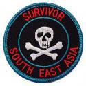 Vietnam Survivor SE Asia Patch